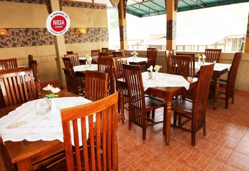 NIDA Rooms Cipayung Puncak Pass - Restoran