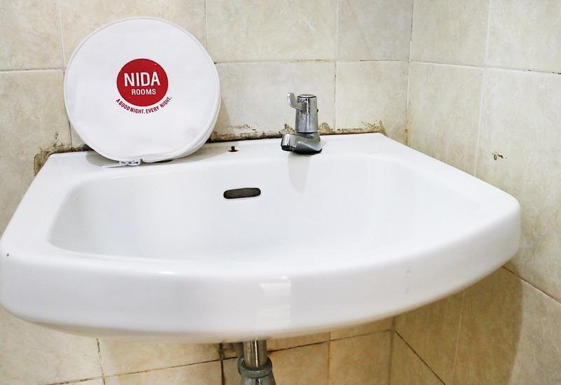 NIDA Rooms Cipayung Puncak Pass - Kamar mandi