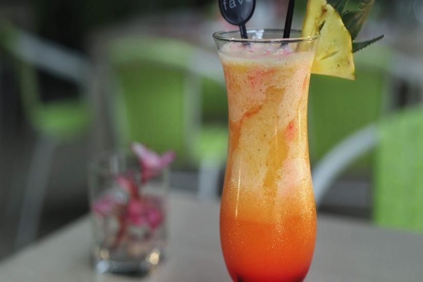 fave hotel Lombok - Minuman