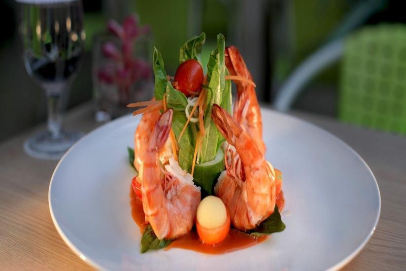 fave hotel Lombok - Makanan