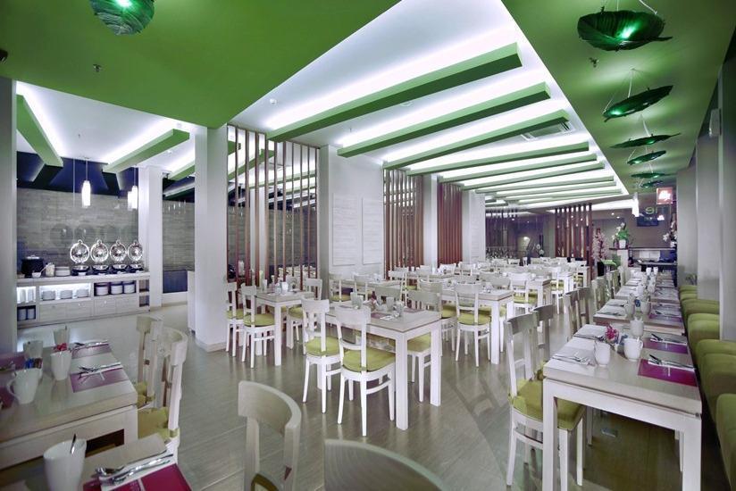 fave hotel Lombok - Restoran
