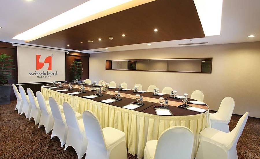 Swiss-Belhotel Makassar Makassar - Ruang Rapat