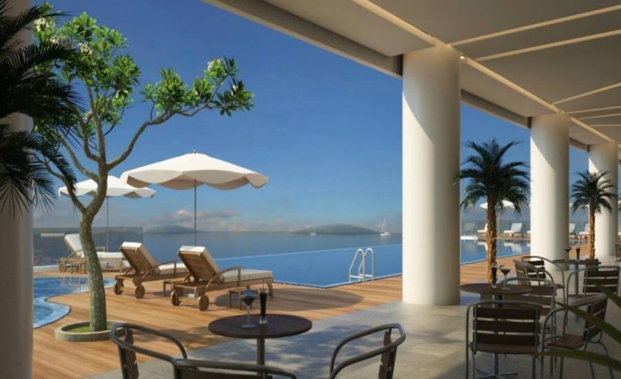 Swiss-Belhotel Makassar - Kolam Renang