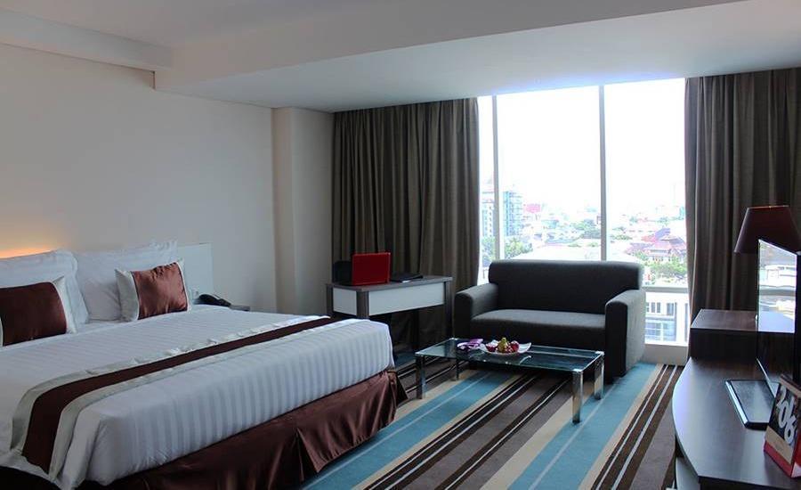 Swiss-Belhotel Makassar Makassar - Kamar tamu