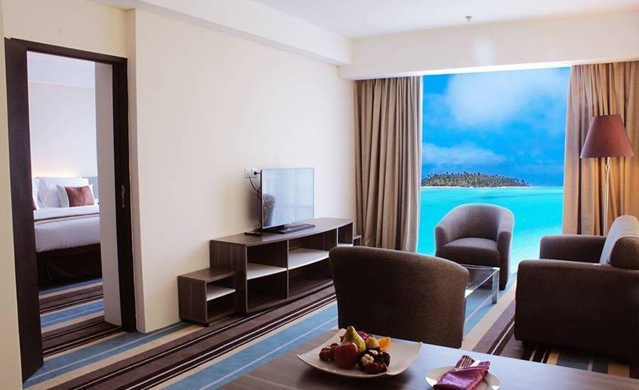 Swiss-Belhotel Makassar - Kamar tamu