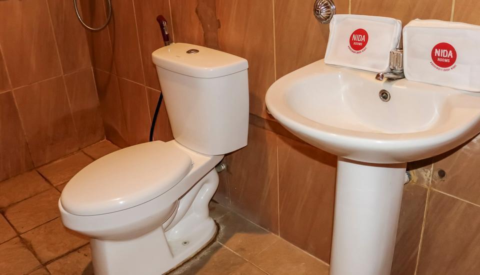 NIDA Rooms Taman Anggrek Mall Kedoya Raya - Kamar mandi