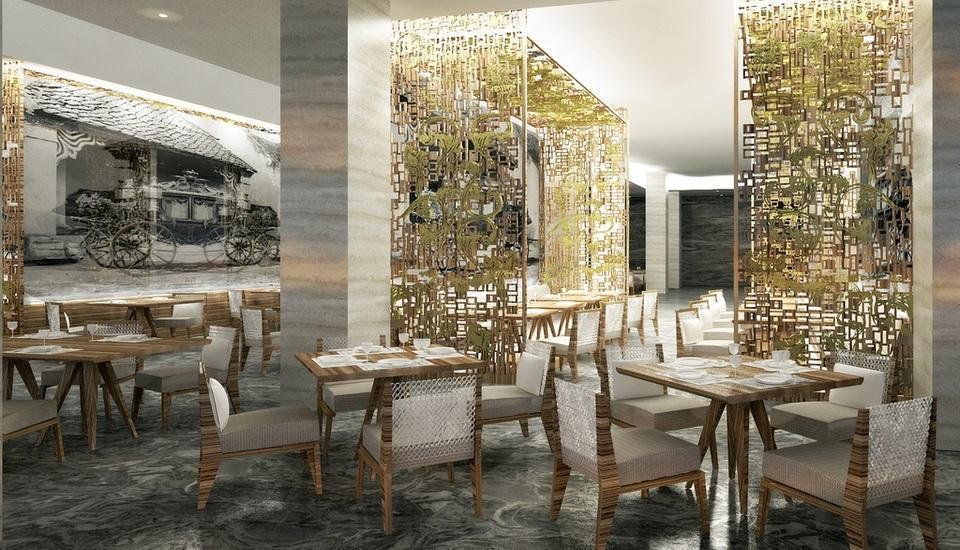 Alila Solo - Restoran