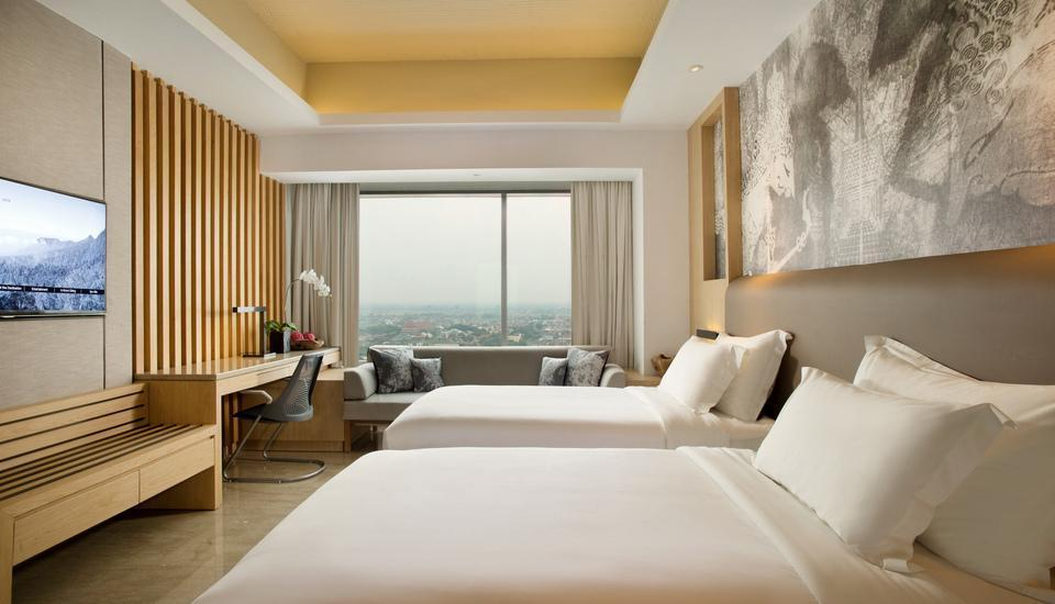 Alila Solo - Executive - Room Only Regular Plan