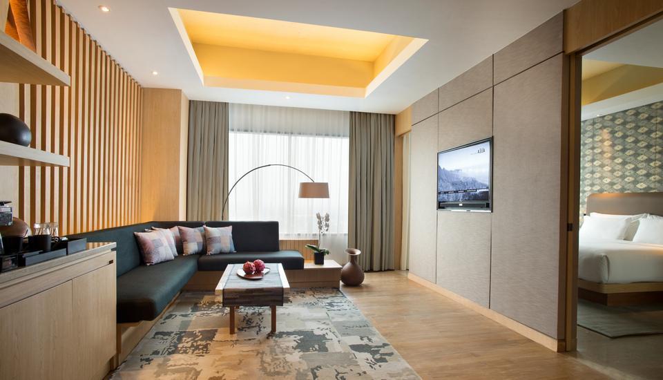 Alila Solo - room