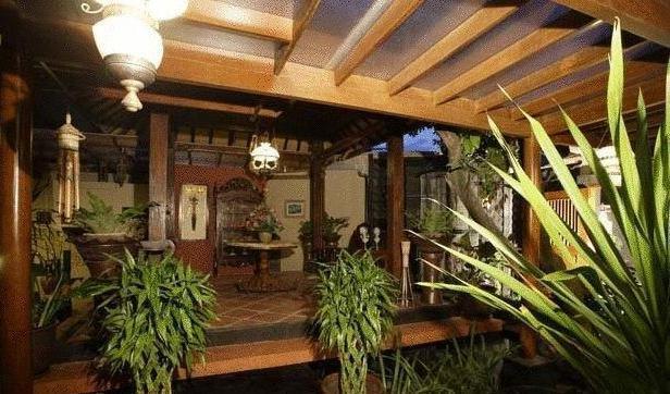 Adya Nalendra Boutique Hotel Yogyakarta - JOGLO AREA