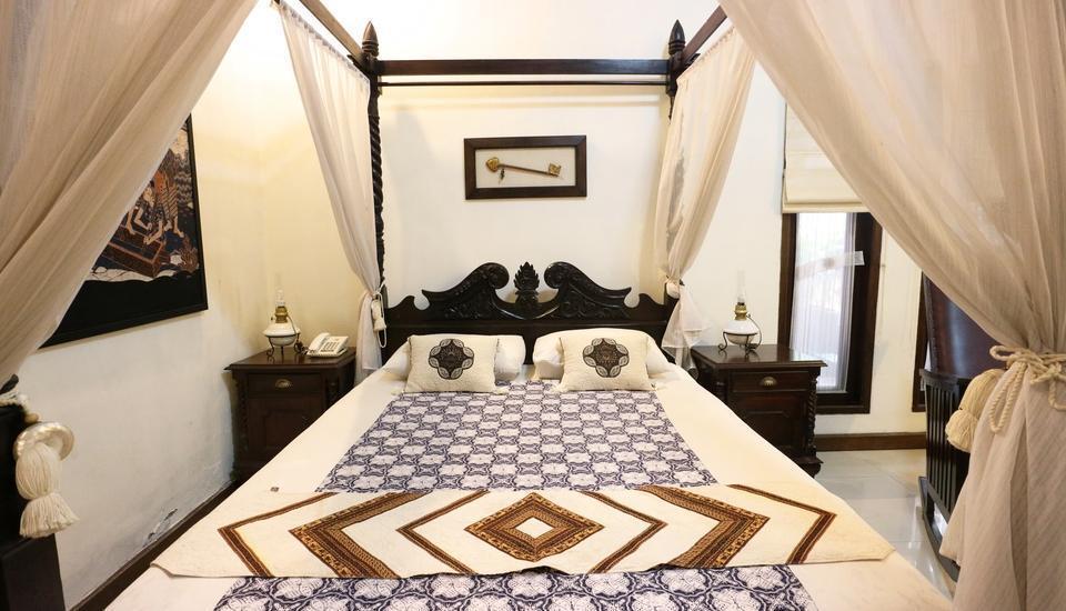 Adya Nalendra Boutique Hotel Yogyakarta - Executive Juniour Unique2