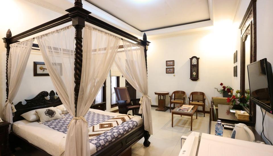 Adya Nalendra Boutique Hotel Yogyakarta - Exe junior uni 4
