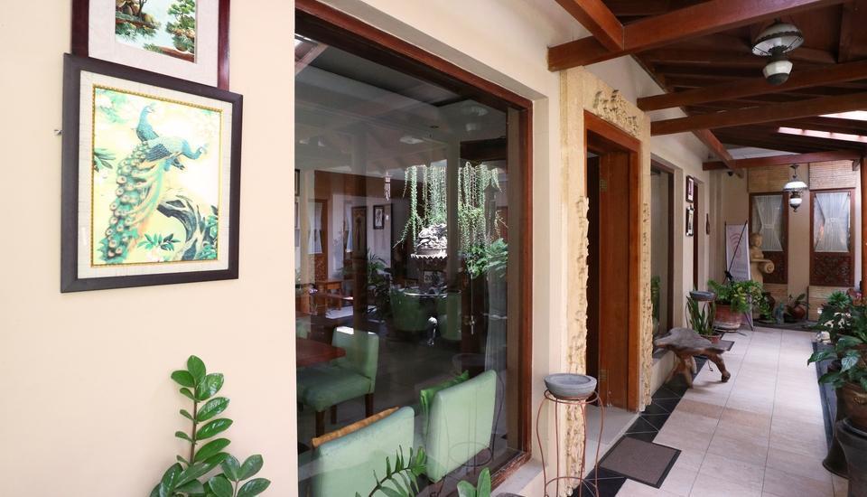 Adya Nalendra Boutique Hotel Yogyakarta - Garden View 2