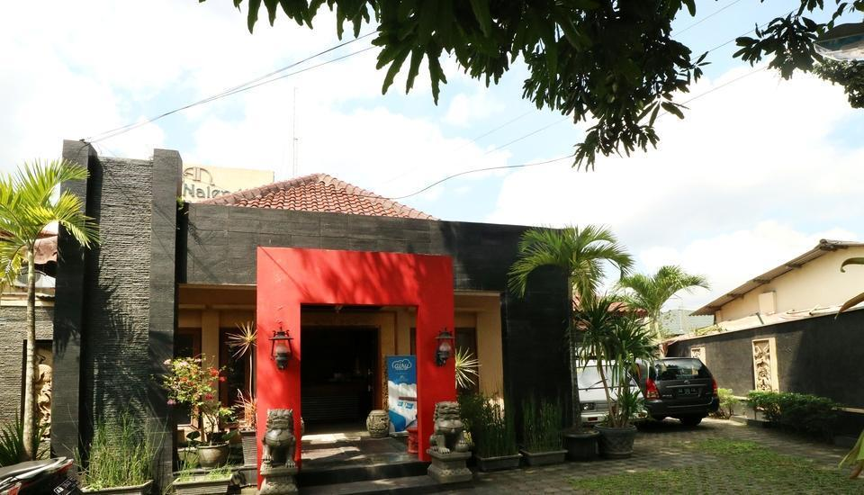 Adya Nalendra Boutique Hotel Yogyakarta - Outdoor2