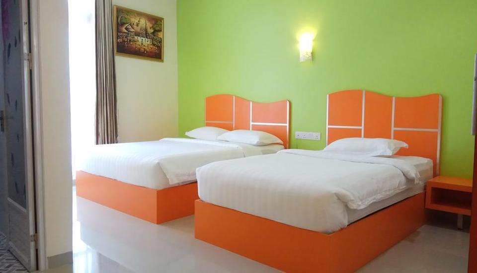 Vanilla Hotel Batam - Deluxe Family Pegipegi Midnight Sale! SAVE 15%