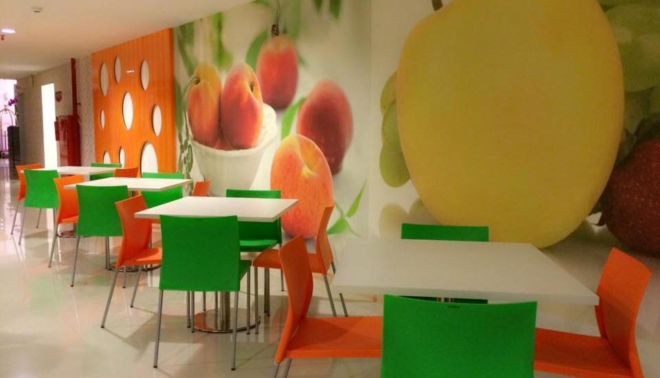 Fave Hotel Rembang - Restaurant