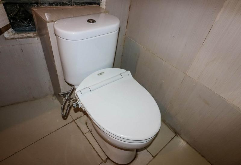 NIDA Rooms Sukasari Bogor Istana - Kamar mandi