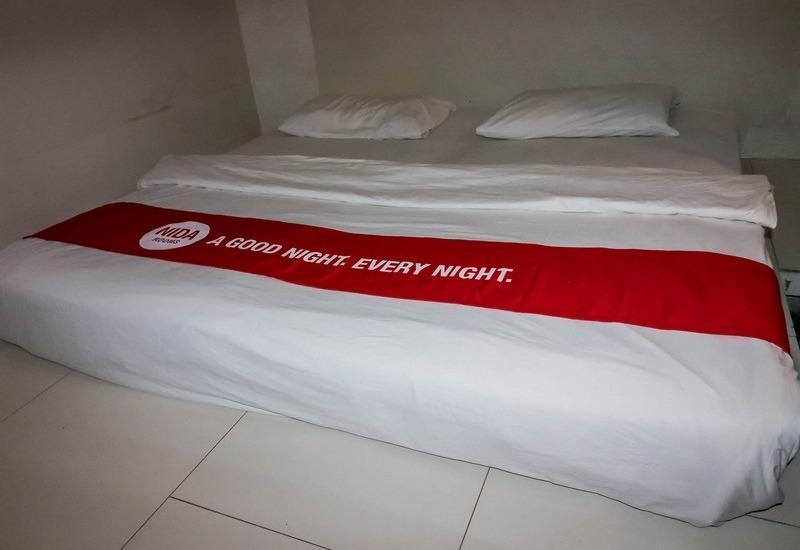 NIDA Rooms Sukasari Bogor Istana - Kamar tamu