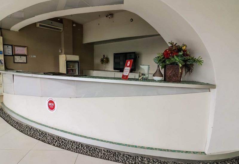 NIDA Rooms Sukasari Bogor Istana - Resepsionis