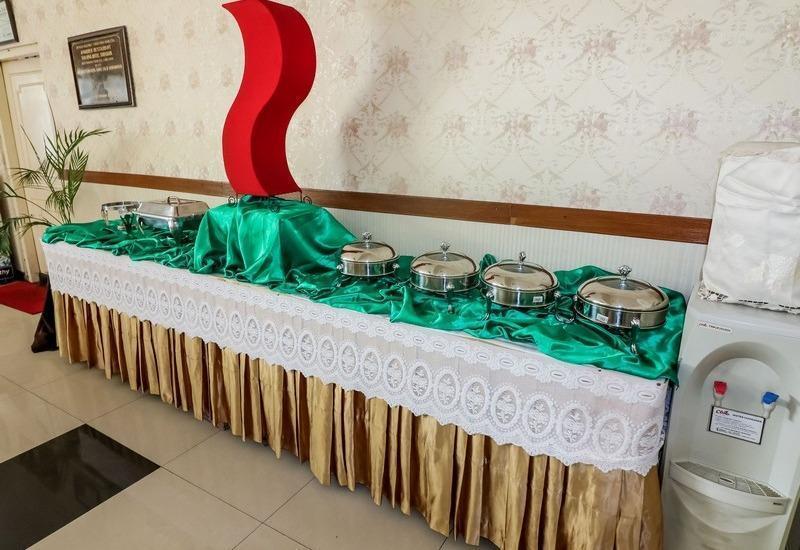 NIDA Rooms Pang Sudirman Runcing Genteng - Restoran