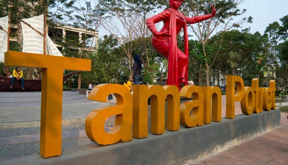 Amaris Hotel Tangerang - Taman Potret