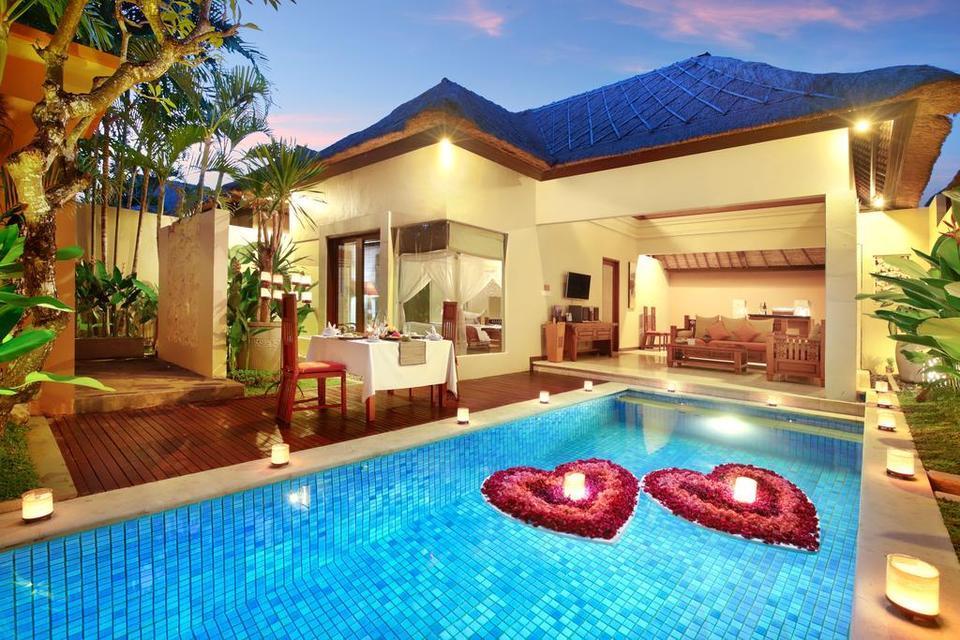 Bhavana Private Villas dengan Konsep Semi Terbuka -- Pegipegi.com