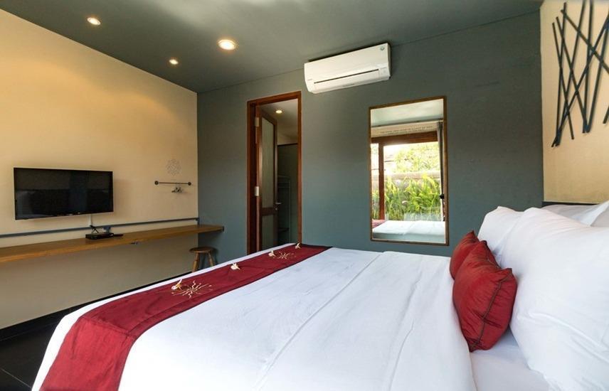 RedDoorz Villa @ Tambak Sari Sanur Bali - Kamar tamu