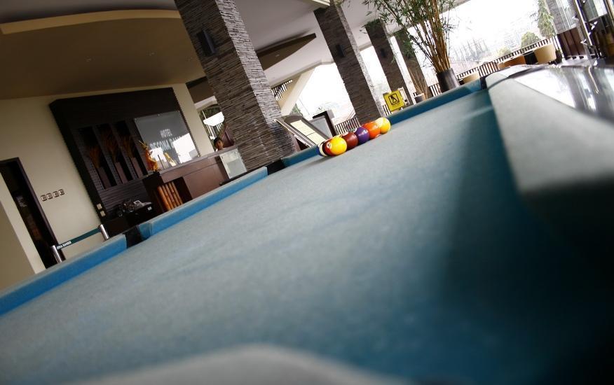 Hotel Pesona Bamboe Bandung - Biiliard
