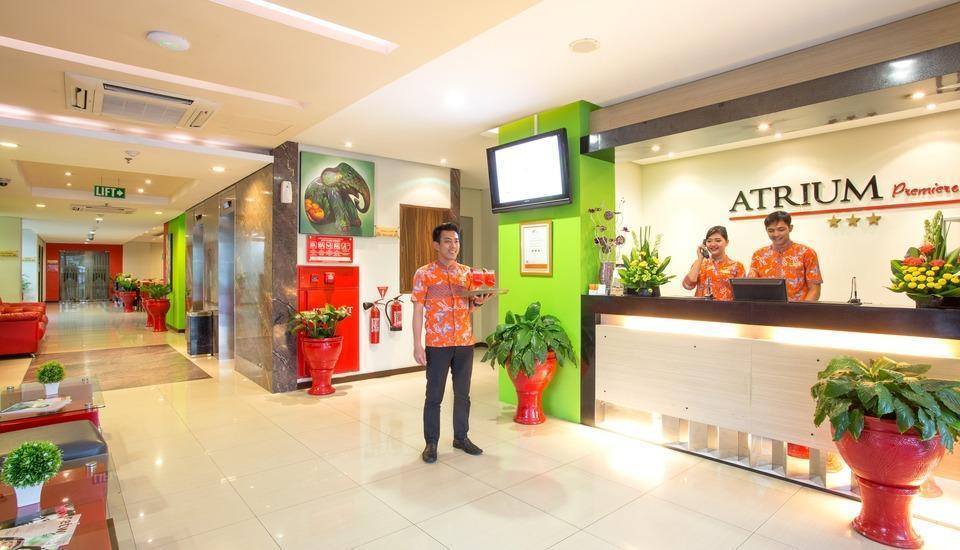Atrium Premiere Yogyakarta - Lobby