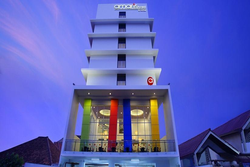 Amaris Grogol - Tampilan Luar Hotel