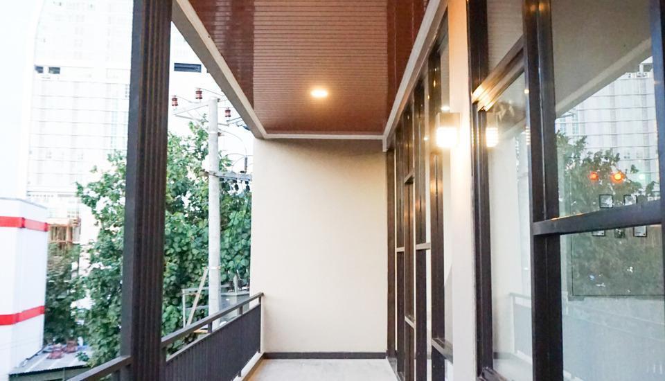 Bahu Bay Residence Manado - Teras