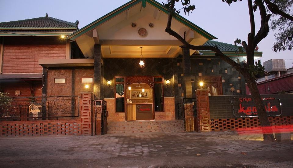 Griya Inap Moeslem Kemala Seturan Yogyakarta - Eksterior