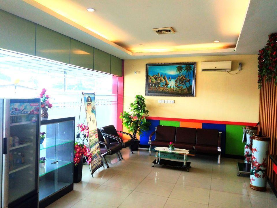 Parma Panam Hotel Pekanbaru - LOBBY