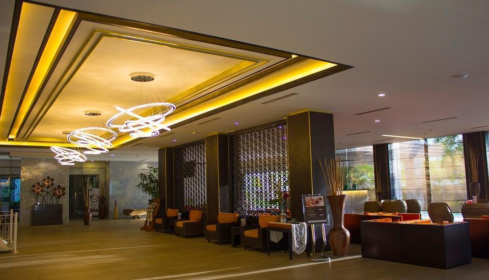 Rattan Inn Banjarmasin - lobby