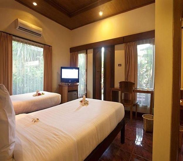 Ashyana Candidasa Bali - Kamar tamu