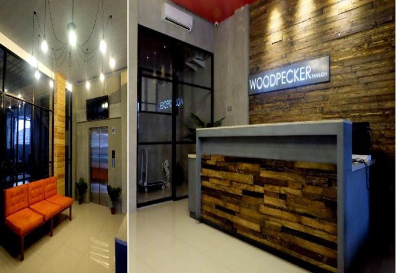 Woodpecker Hotel Yogyakarta - Interior