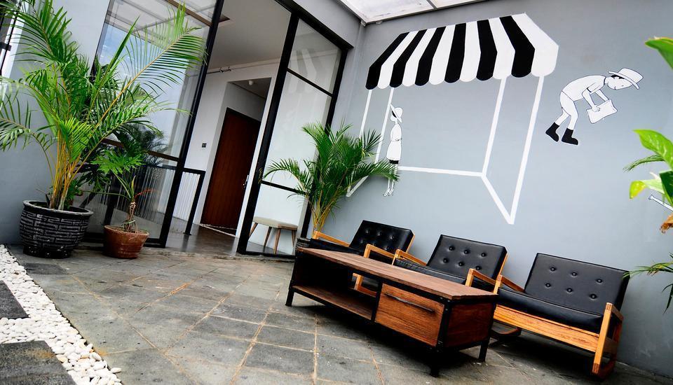 Woodpecker Hotel Yogyakarta - other