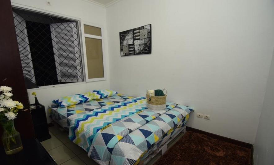 D&D Backpacker Guesthouse Bandung - Double Room Only Regular Plan