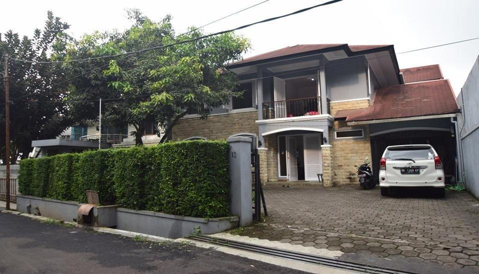 D&D Backpacker Guesthouse Bandung - Exterior