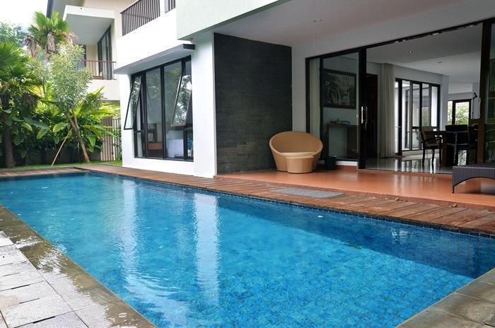 Permai Villa Dago Bandung - Kolam Renang