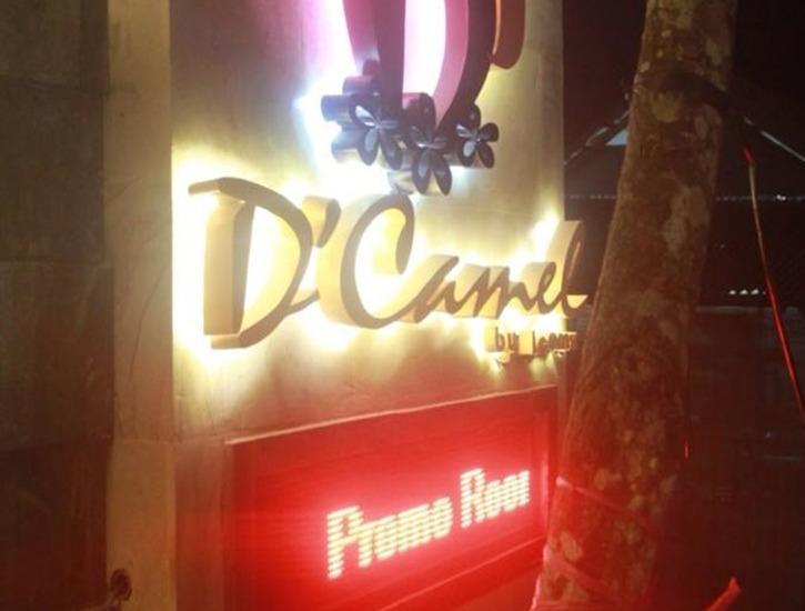D Camel Hotel Lembongan - Interior