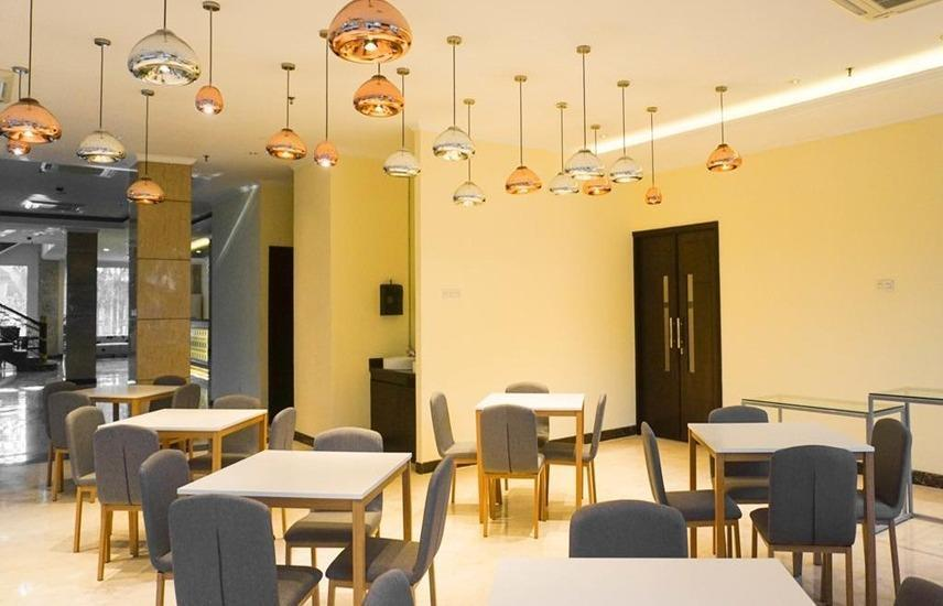 Sunbreeze Hotel Jakarta - Restaurant