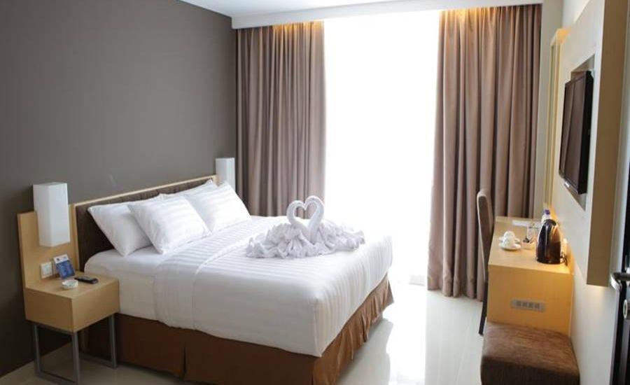 Maestro Hotel Kota Baru Pontianak - Kamar tamu
