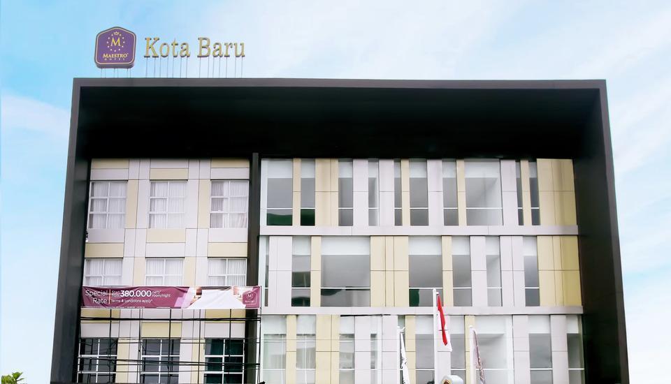 Maestro Hotel Kota Baru Pontianak - Hotel Maestro Kota Baru