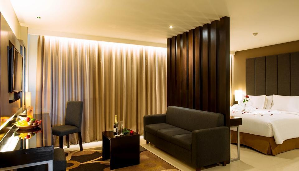 Maestro Hotel Kota Baru Pontianak - Kamar Suite Regular Plan
