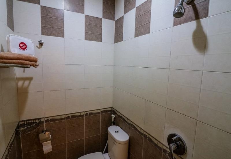 NIDA Rooms Panakukkang Mall Makassar - Kamar mandi