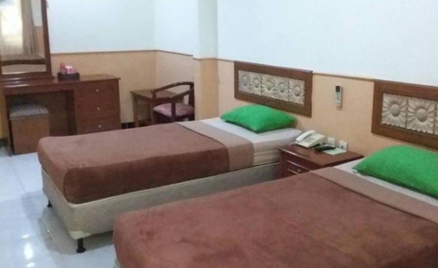 Hotel Mahadria Serang - Kamar tamu