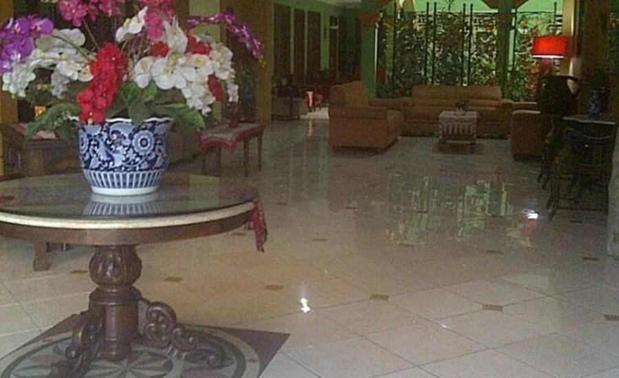Hotel Mahadria Serang - Interior