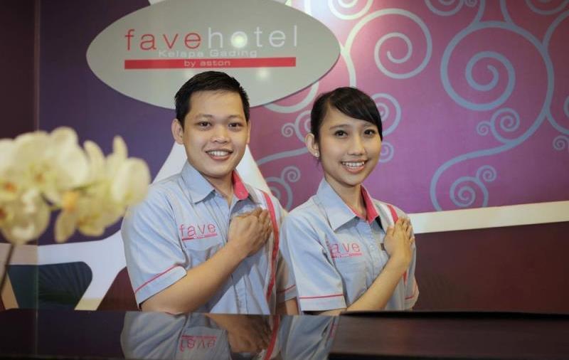 favehotel Kelapa Gading - Greetings