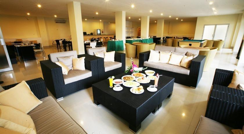 Griya Sintesa Manado - Restoran